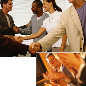 Strategic Vitality Services - photo of people shaking hands